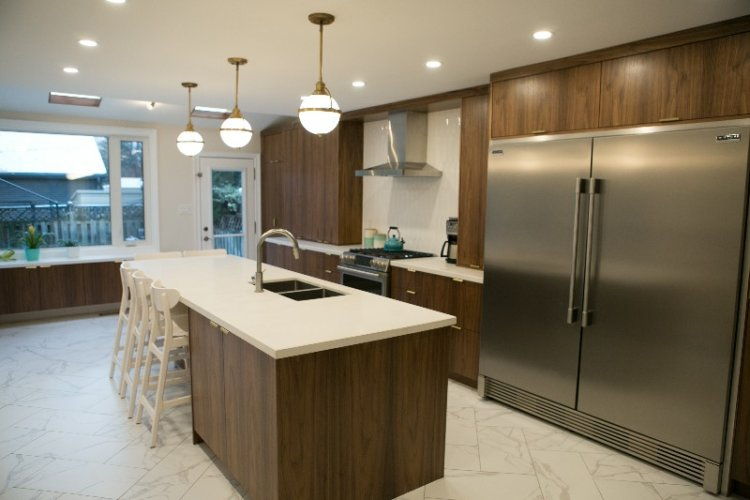 Toronto Highpark Kitchen Renovation