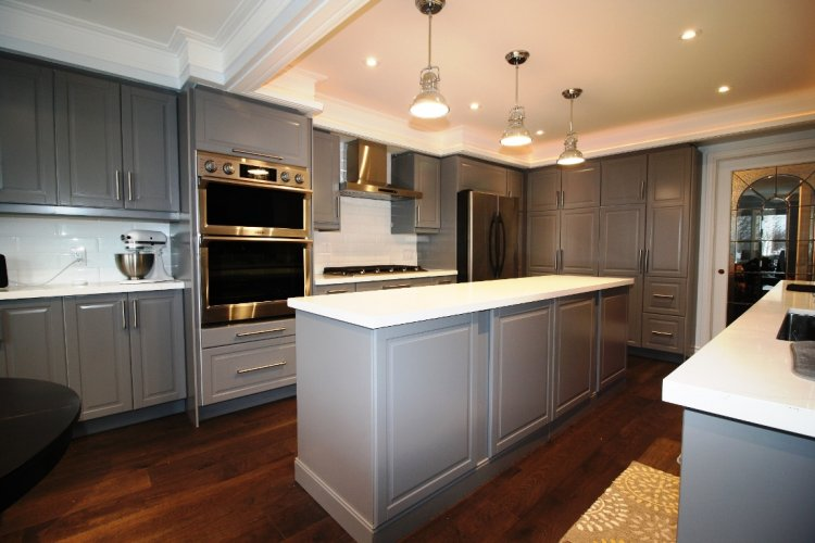 Oshawa Kitchen Renovation